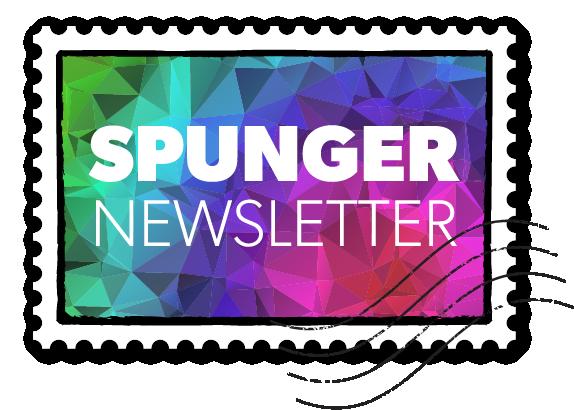 Spunger Stamp