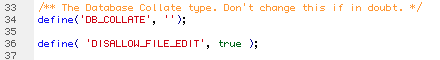 disallow_file_edit