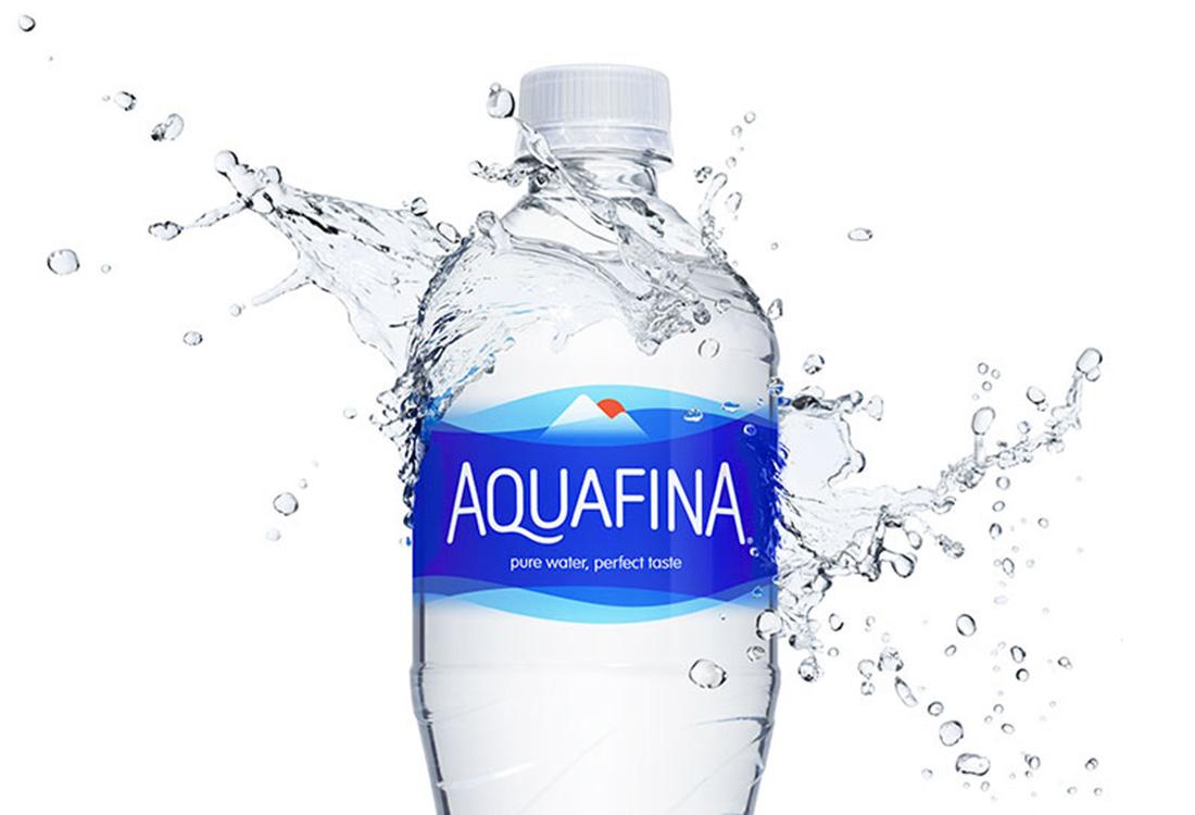 aquafina u0026 39 s new logo - love it or hate it