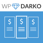 WP Darko pricing table extension icon