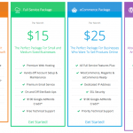 WP Darko pricing table extension outlined