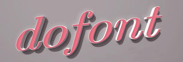 006-dofont-text-effect-type-caracter-free-resource-psd