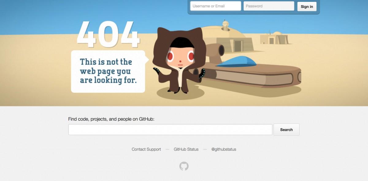github-404