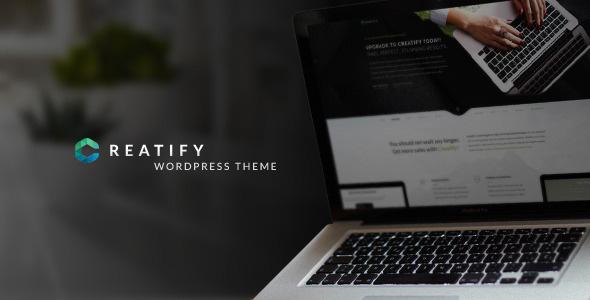 Creatify - ThemeForest