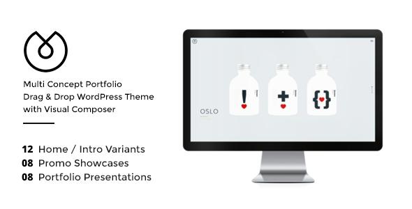 UBER - Minimal Multi-Concept WordPress Theme - ThemeForest