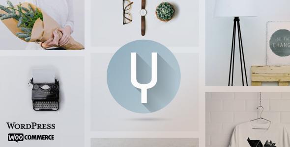 Yaga - Multipurpose WordPress Theme - ThemeForest